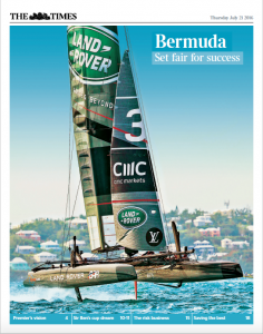 Bermuda Report - The Times