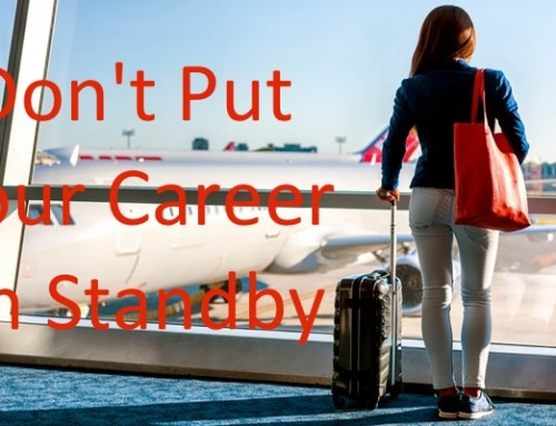 COVID-19 | Don't Put Your Career on Standby